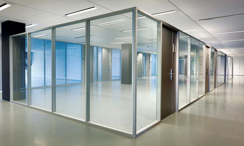 Aluminium Doors Windows Almirah Partitions
